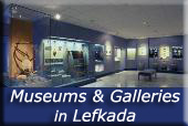 Museums & Galleries in Lefkada